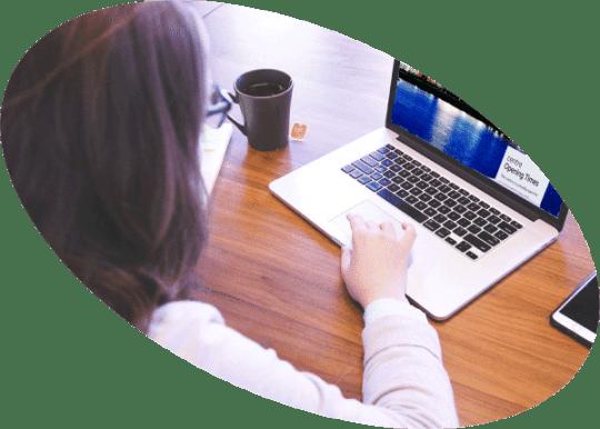 Accessing Braehead Centre website
